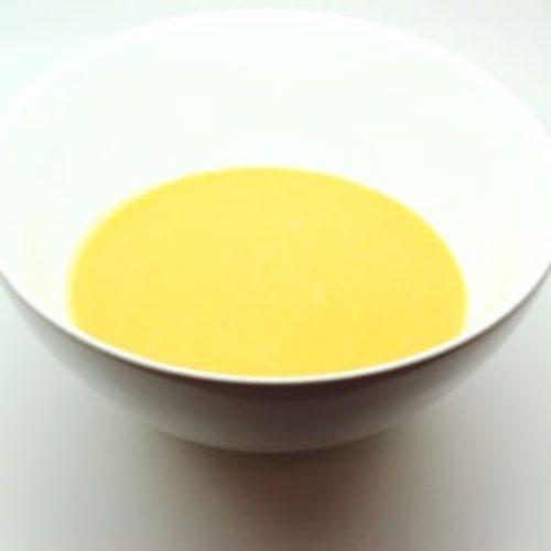 カボチャ(南瓜)のポタージュスープのレシピ