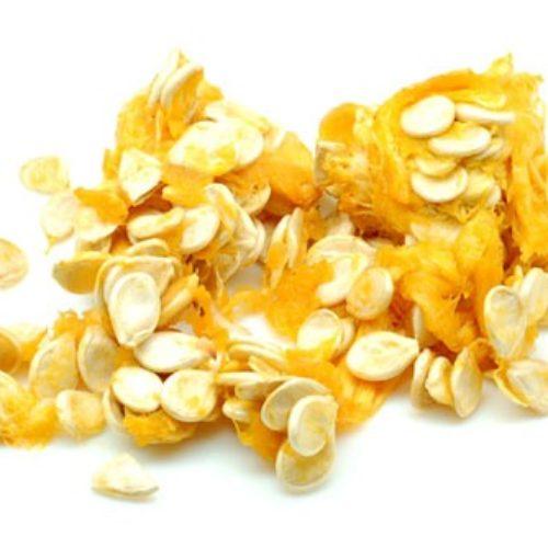 カボチャ(南瓜)の種の食べ方のレシピ